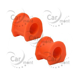 Tuleja stabilizatora x2 28mm -przód- Pajero II - MR150093 - poliuretan