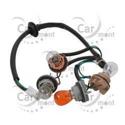 Kabel, wiązka, gniazdo żarówkowe tylnej lampy - Outlander 2.0 2.4 CU - MR598179