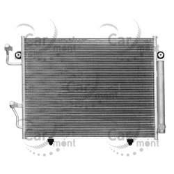 Chłodnica klimatyzacji - Pajero III 3.2DiD 3.5 GDi - MR513110 MN123332 - Koyo