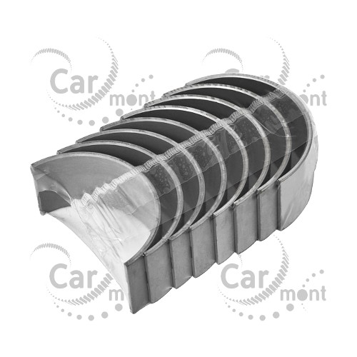 Panewki korbowodowe STD - Pajero III 3.2 DiD - ME995684 1115A500 - USA