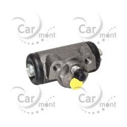 Cylinderek hamulcowy - prawy - L200 2.5TD K74 -01/2000 - Ashika