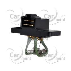 Rezystor nawiewu powietrza / nagrzewnicy - Pajero I - MB272517 - Oryginał