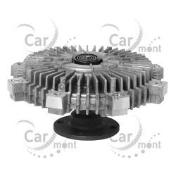 Sprzęgło wiskotyczne wentylatora - Pajero 2.5 TD 3.0 L200 L300 2.5TD - MD050472 MD142419