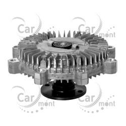 Sprzęgło wiskotyczne wentylatora - Pajero L200 L300 2.5 TD - MD050472 MD106546