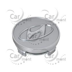 Osłona kapsel na alufelgę - logo - Hyunda Tucson ix-35 Santa-Fe - 52960-3K250 - Oryginał