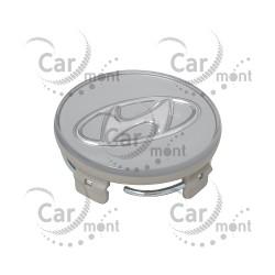 Osłona kapsel na alufelgę - logo - Hyunda Tucson ix-35 Santa-Fe - 52960-3K210 - Oryginał