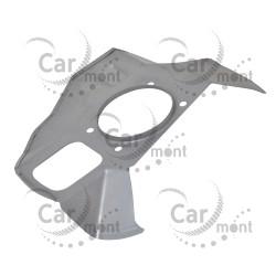 Osłona przedniej tarczy hamulcowej - lewa - KIA Sportage I - 0K0113-3271D - Oryginał